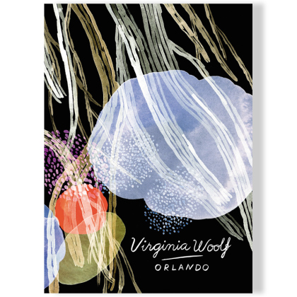 Virginia Woolf Vintage Classics series, illustrated by Aino-Maija Metsola